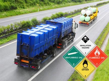 Transporte Sustancias Peligrosas