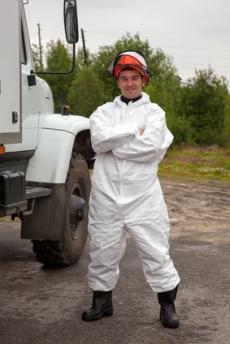 Recoleccion residuos desechos peligrosos