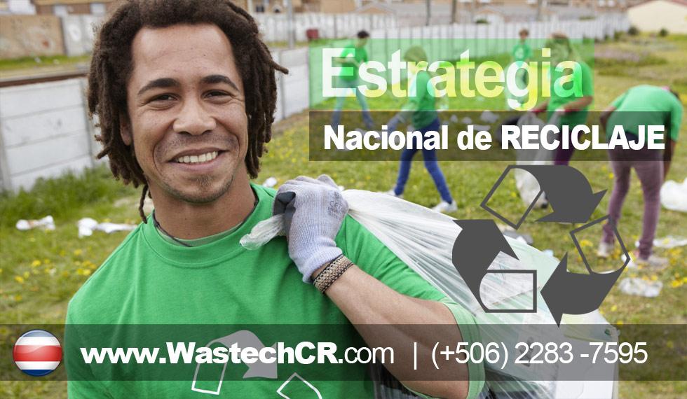 Estrategia Nacional Reciclaje