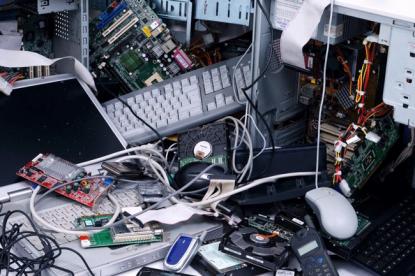 Residuos Computadoras