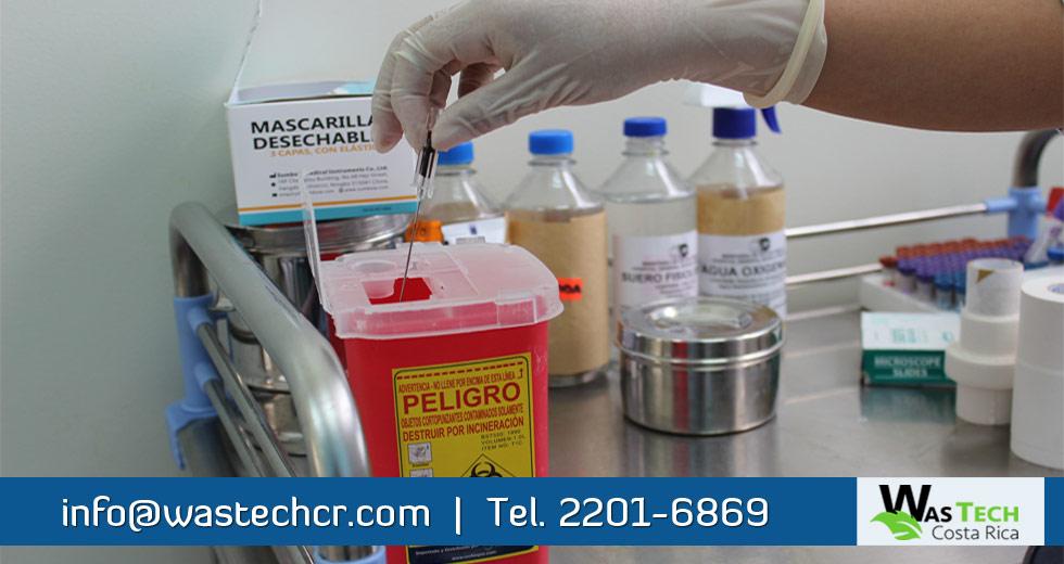 Residuos Bio-Infecciosos
