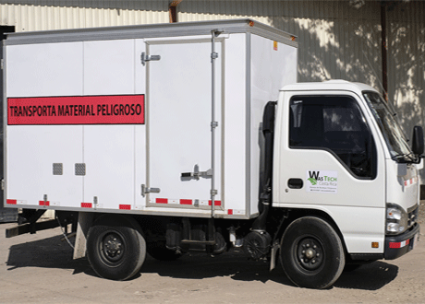 Transporte Material Peligroso